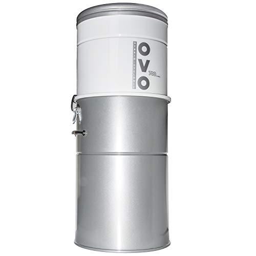 OVO Aspirateur Centralisé 700 Airwatts...