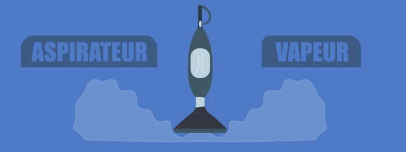 aspirateur vapeur illustration