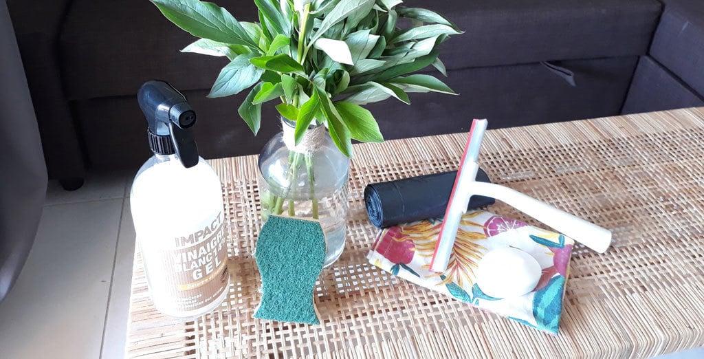 comment faire un nettoyage de printemps produits ménagers et matériel de nettoyage